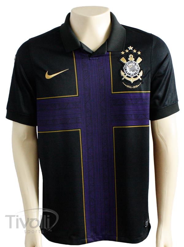 a8cabf0f44af1 Camisa 3 Corinthians   s  nome - Ref  368905