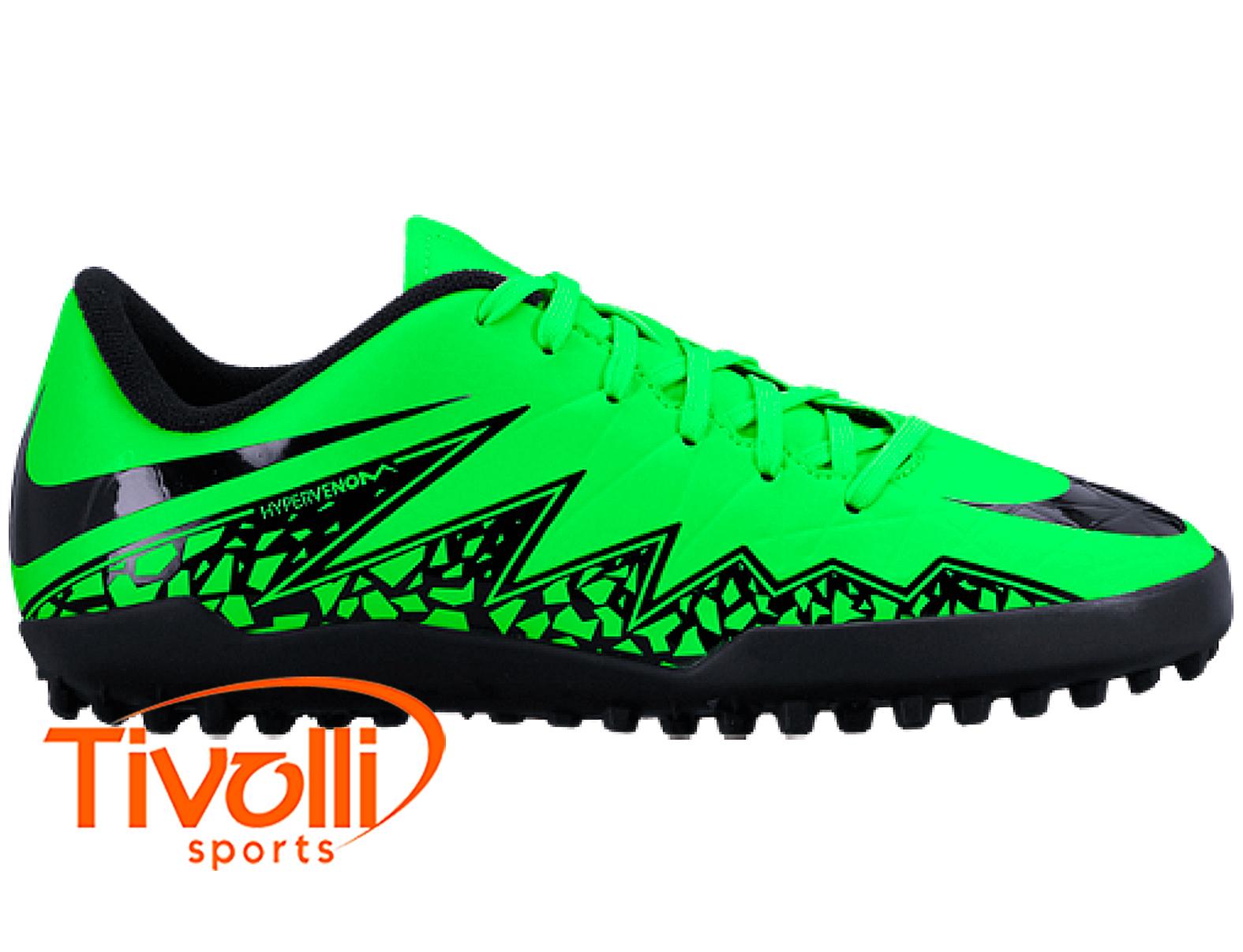 Chuteira Nike Hypervenom Phelon II TF Society   - Mega Saldão   6e985e76bc61b