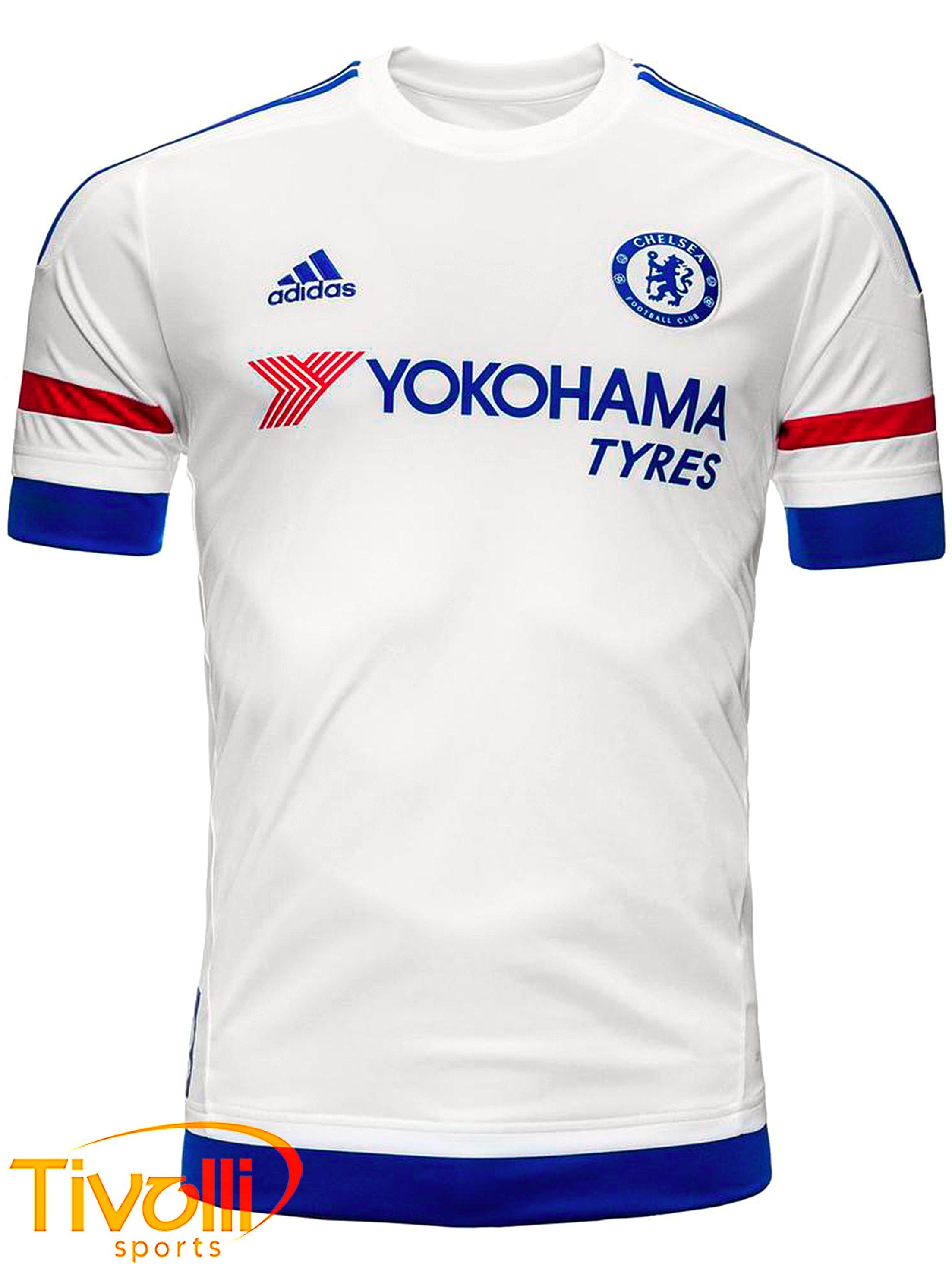 Camisa Chelsea II Adidas   - Mega Saldão   5dd5611b974ed