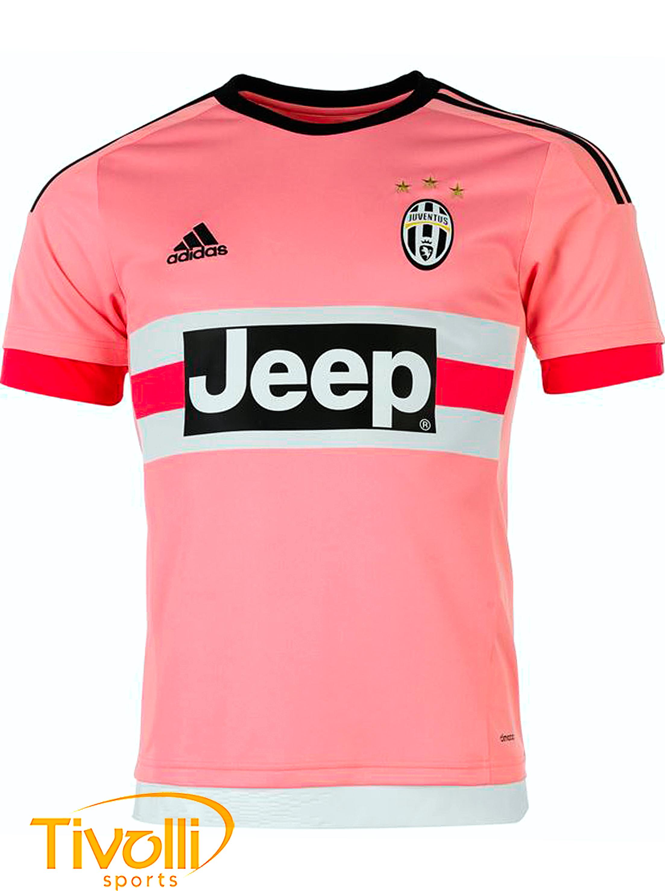 camiseta adidas rosa futebol