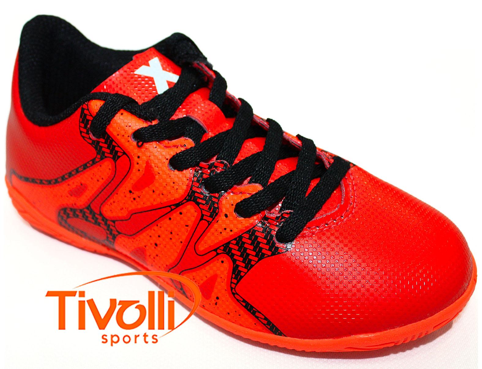 Chuteira futsal Adidas X 15.4 IN   - Mega Saldão   56ec8b92edf1c