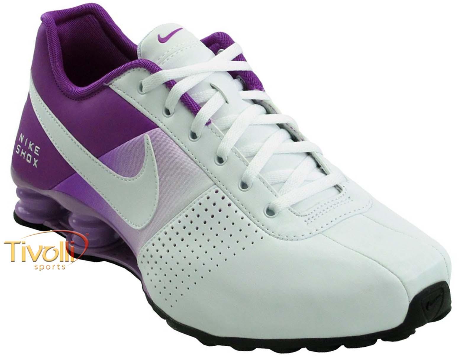 Tênis Nike Shox Deliver Black November