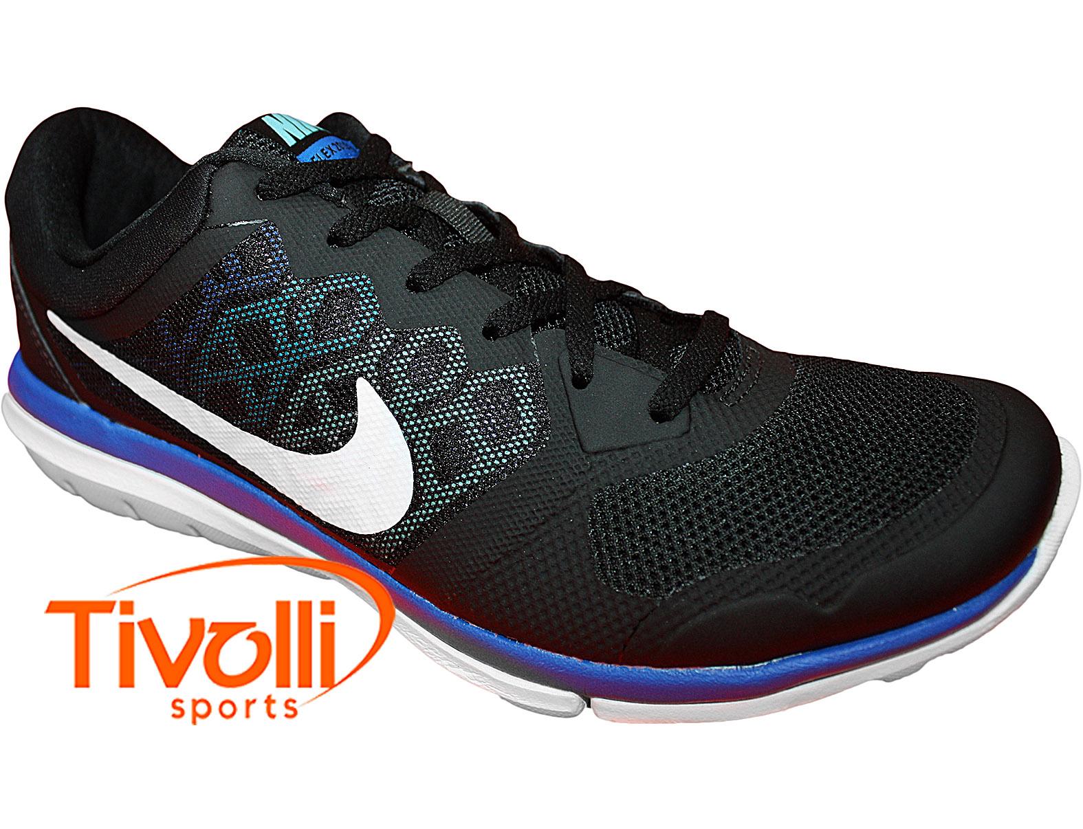 2172a844f65 Tênis Nike Flex 2015 RN MSL   unisex preto