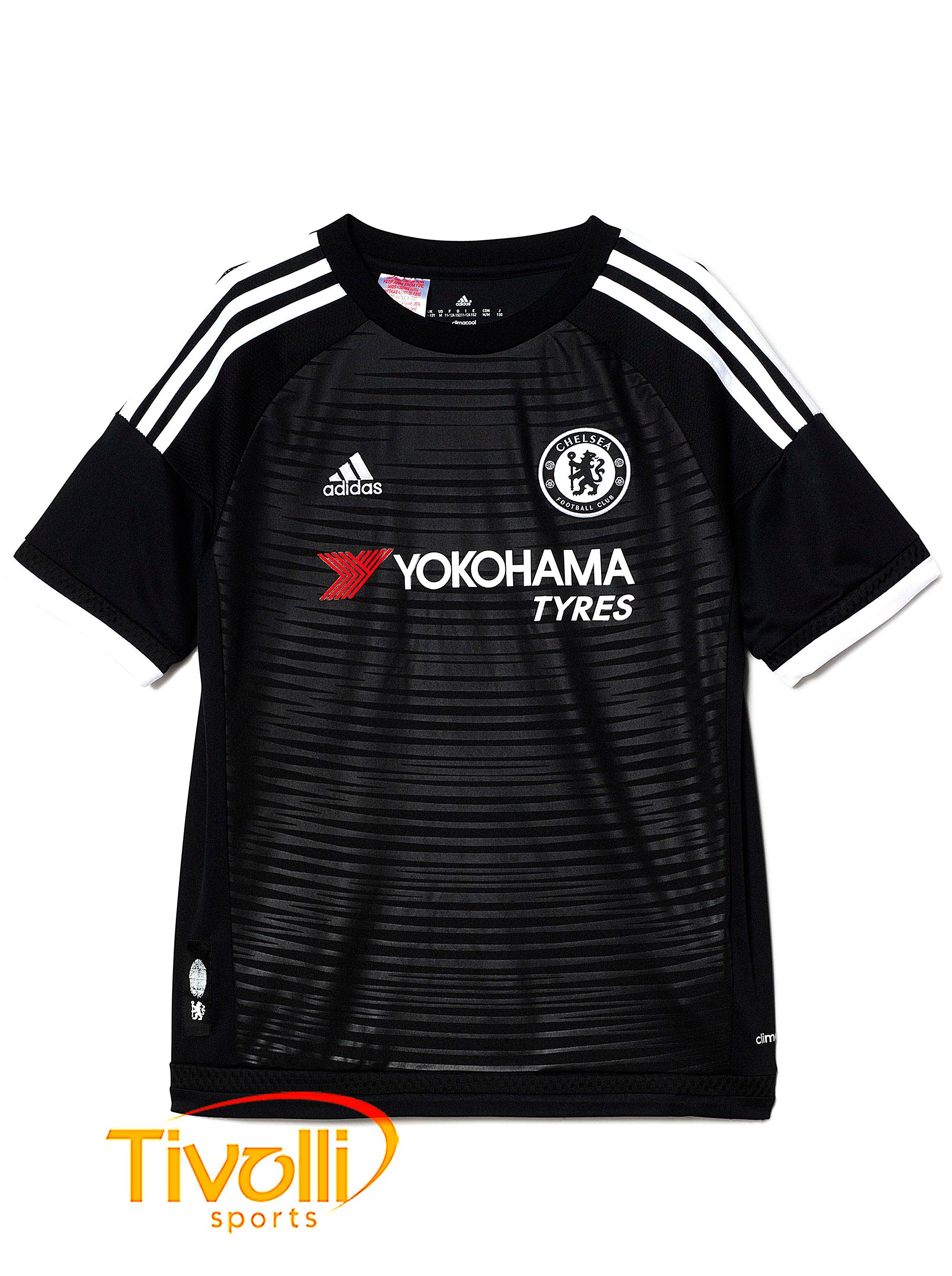 Camisa Adidas Chelsea III   - Mega Saldão   668460da40ce7