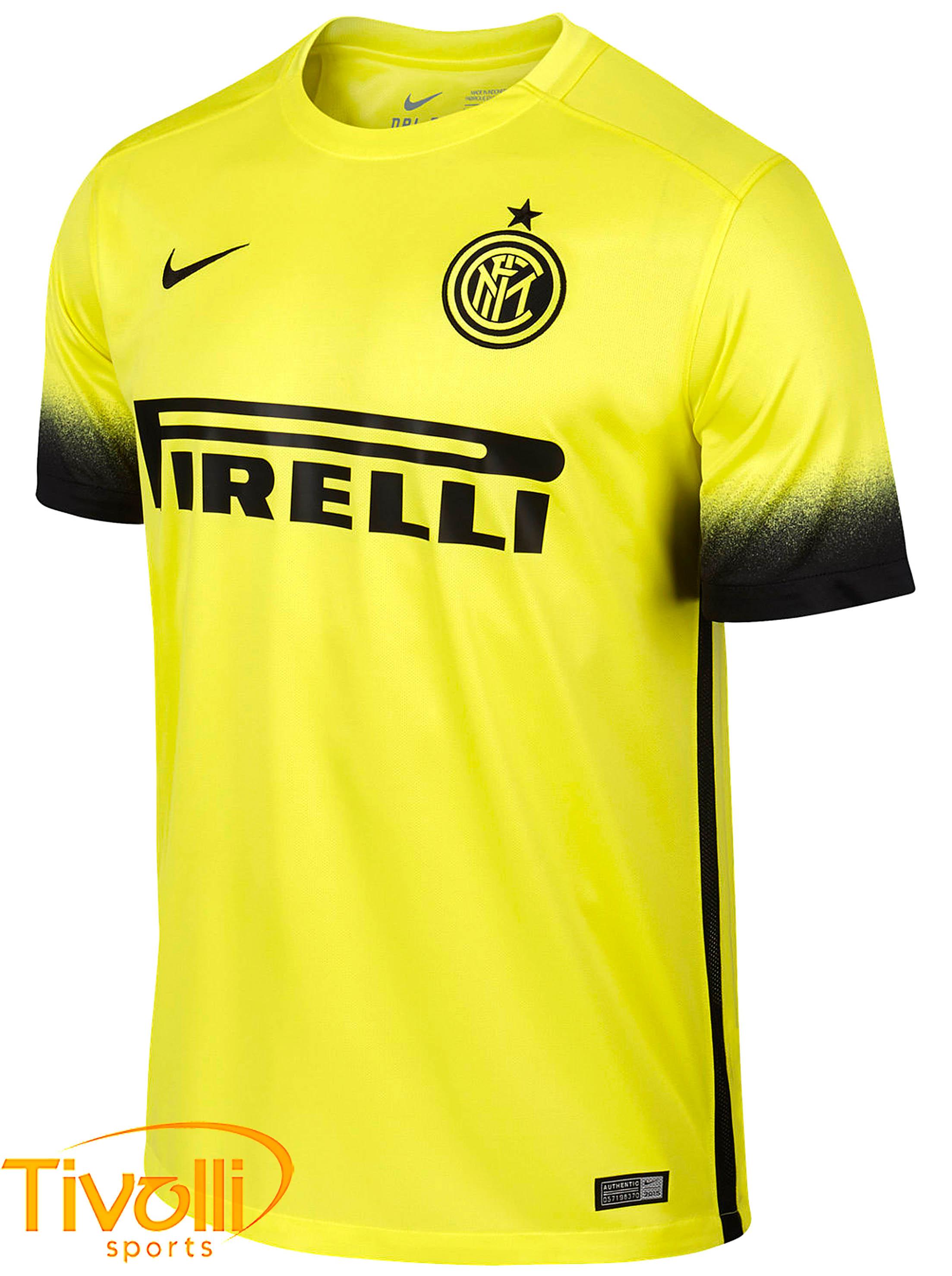 633dbeb0d9 Camisa Nike Inter de Milão uniforme III 2015 2016   - Mega Saldão