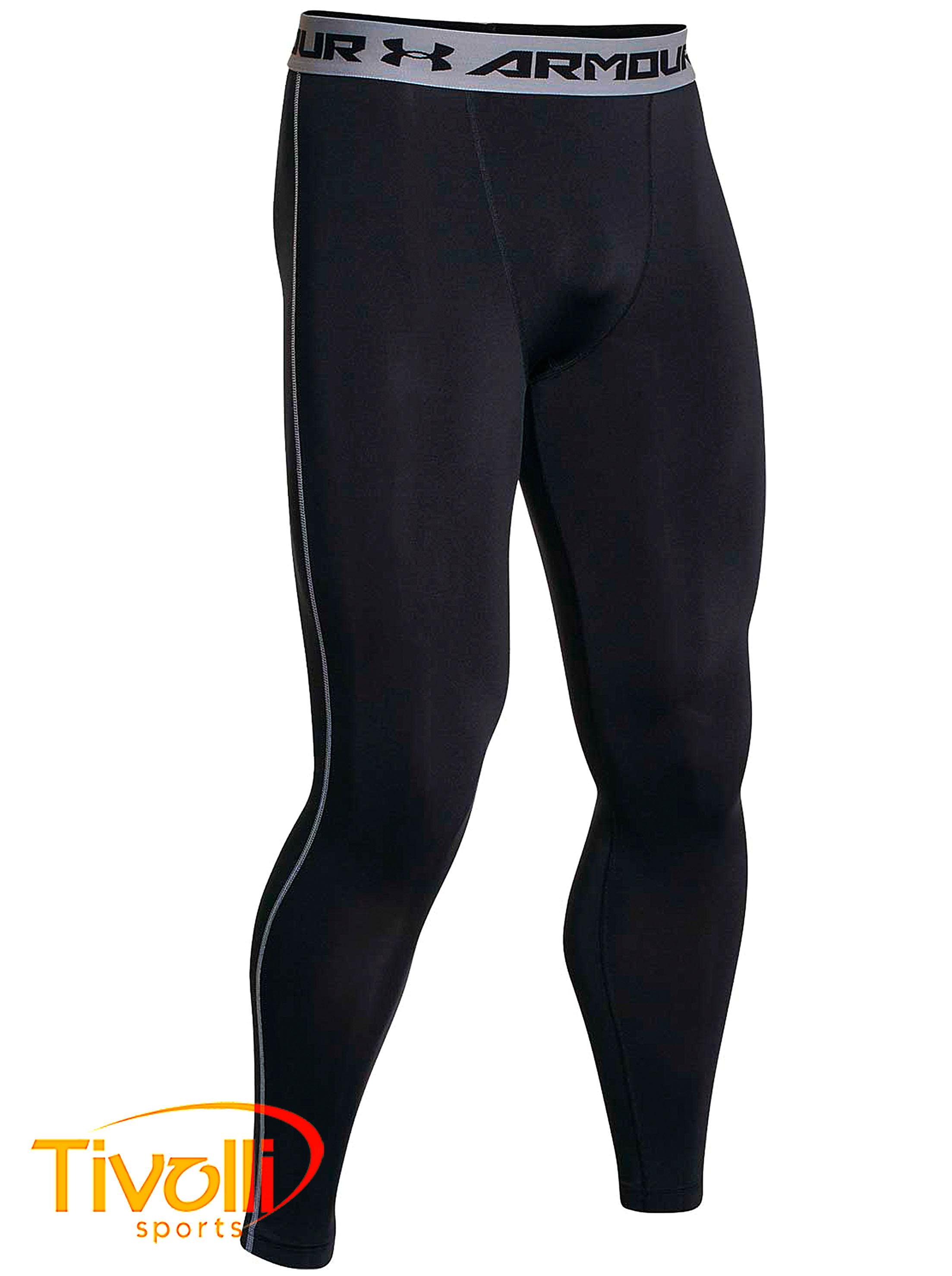 a129546b9f1 Calça de compressão Under Armour   masculina preta
