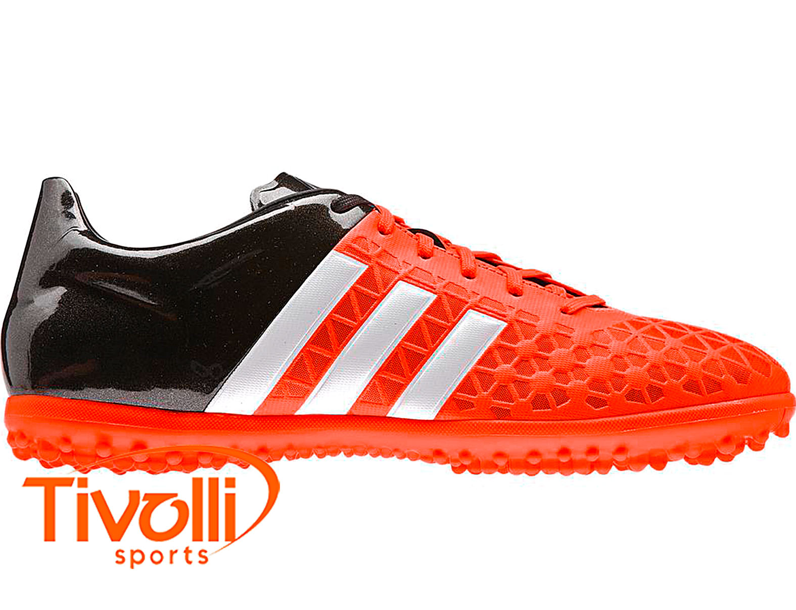 4320c7a0fc174 Black Friday - Chuteira Adidas Ace 15.3 TF Society   laranja