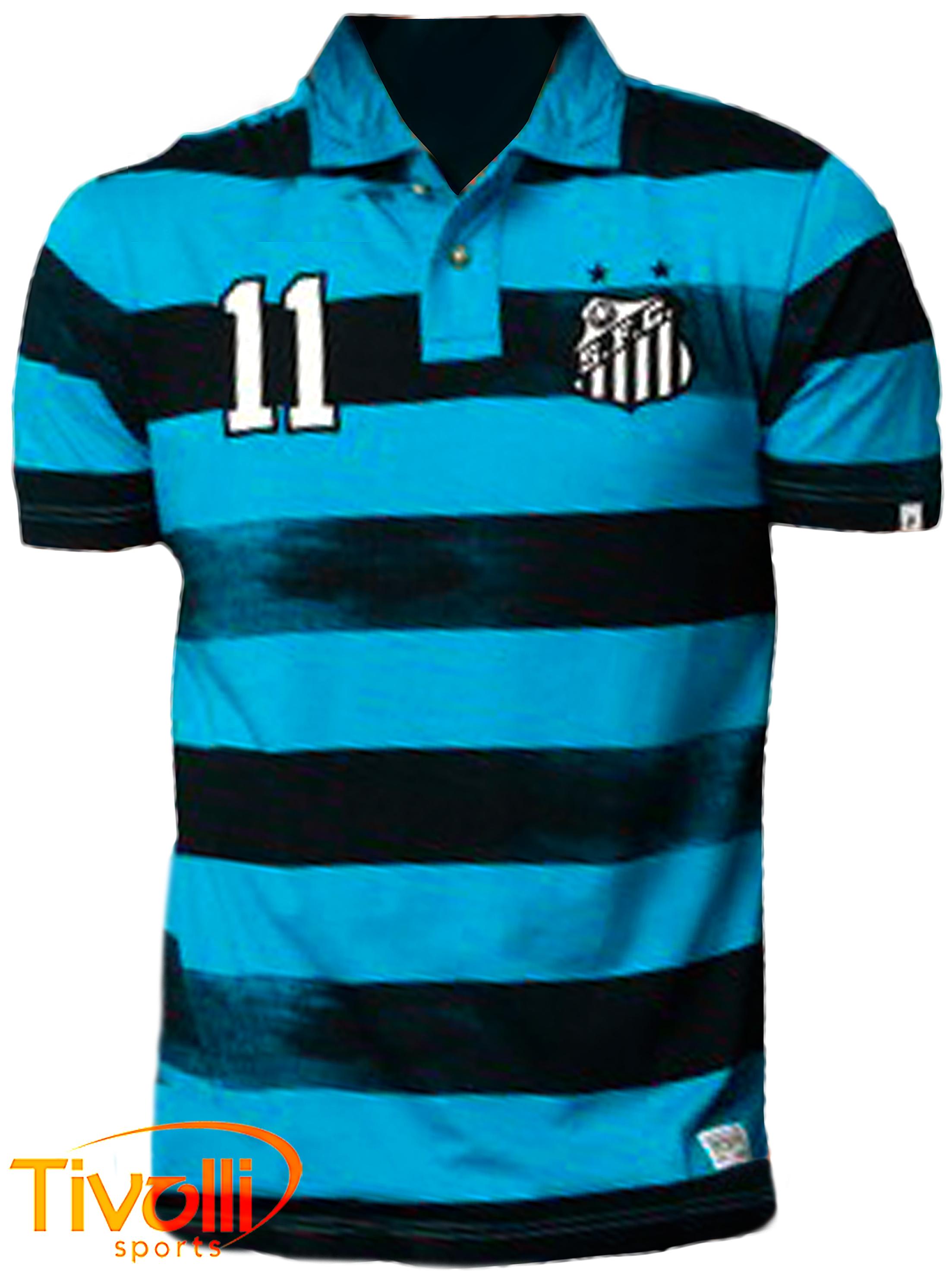 Camisa Polo Santos Nike   - Mega Saldão   3599dc1b8ae28