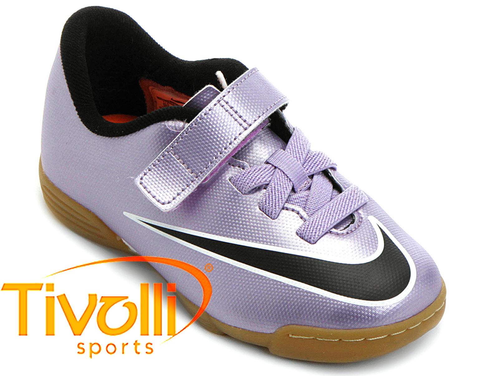4286857aa5 Chuteira Nike Mercurial Vortex II (V) IC Futsal Infantil