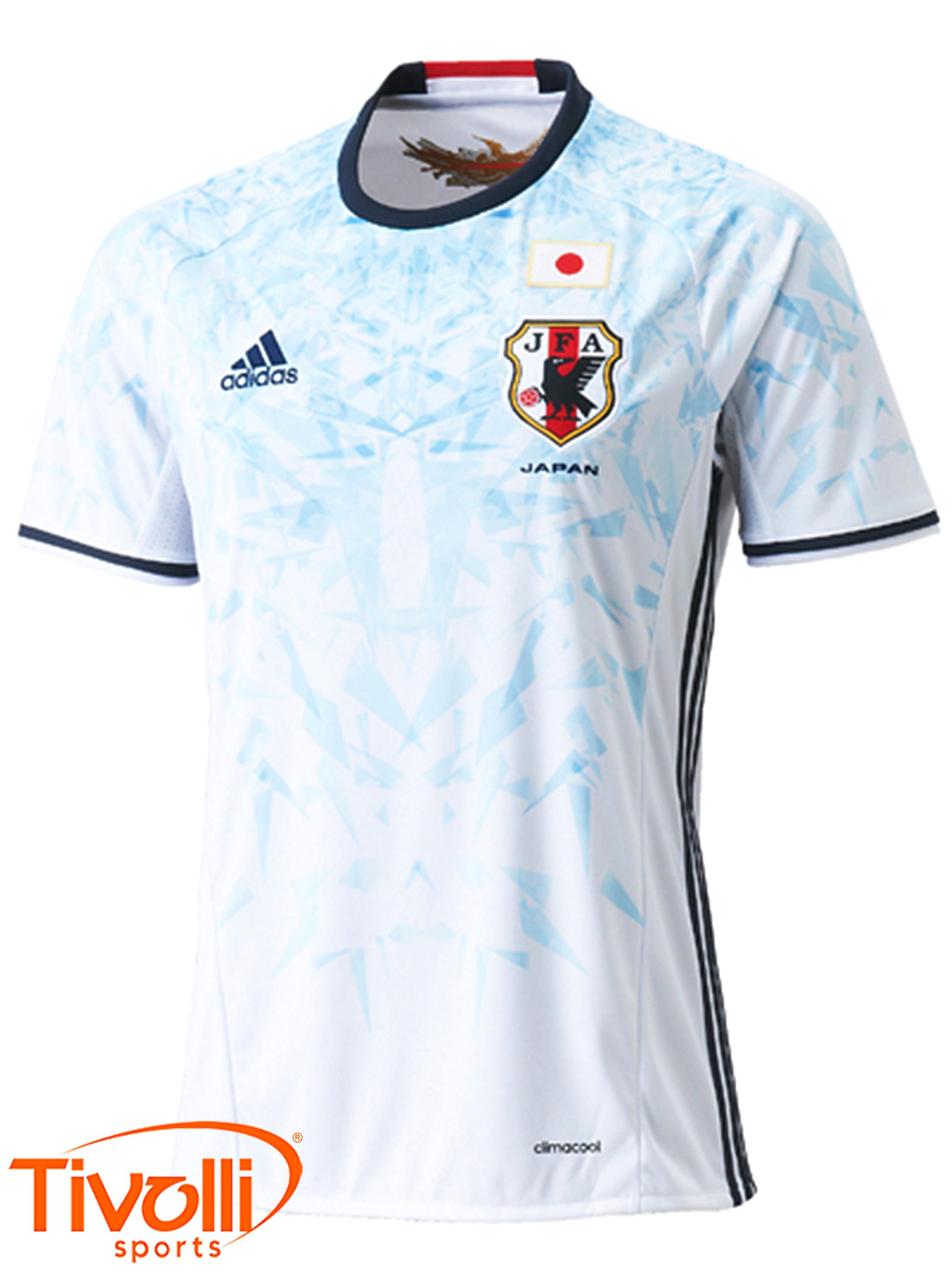 4a9c97fd34 Camisa Japão II 2016 Adidas   - Mega Saldão