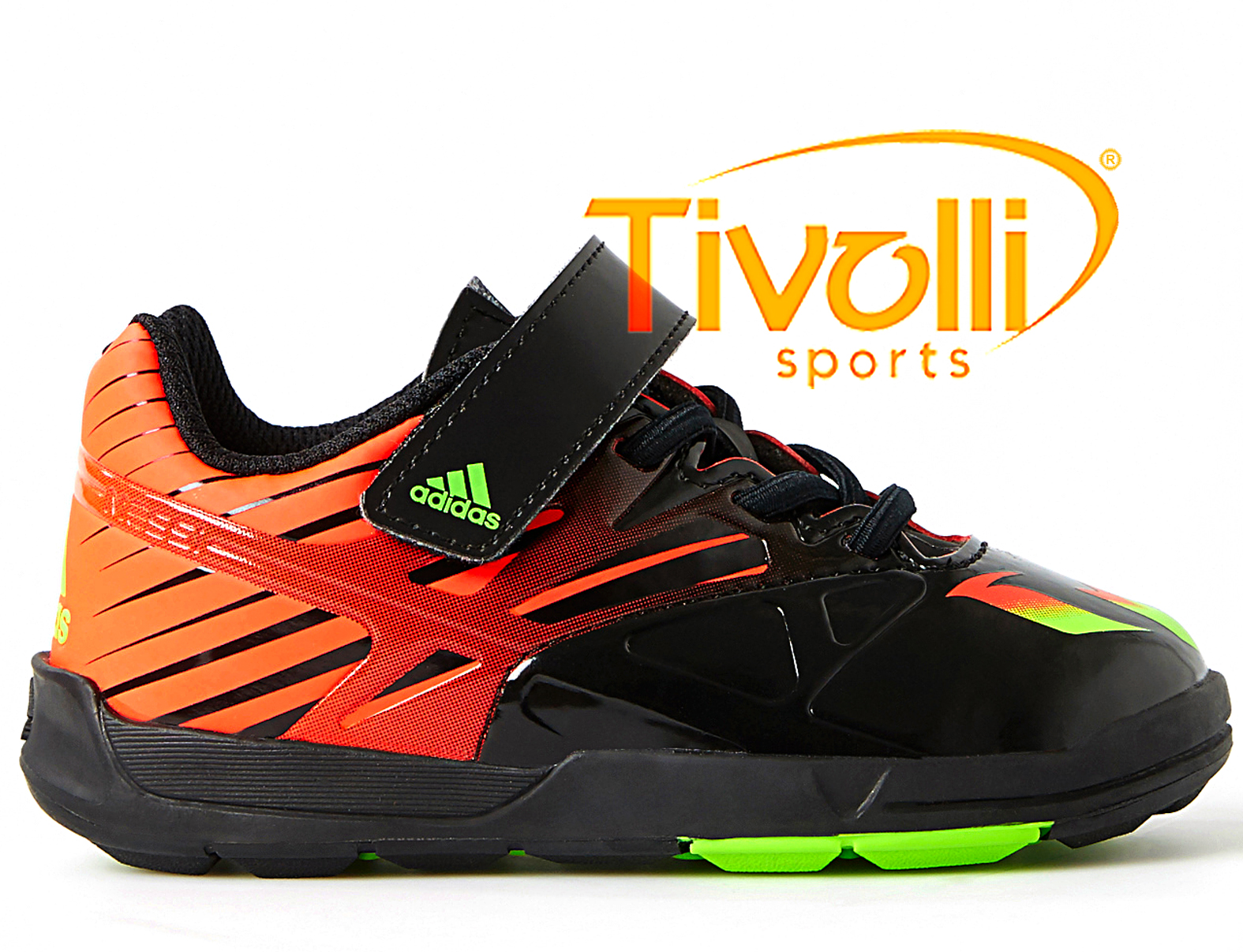Chuteira Adidas Messi El I Synth infantil futsal 990c4cf9294db