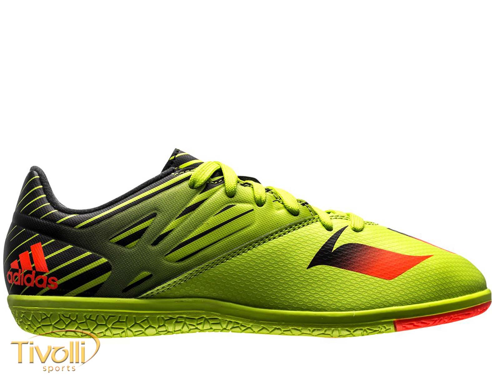 17fcf68b4d Chuteira Adidas Messi 15.3 Futsal infantil   - Mega Saldão