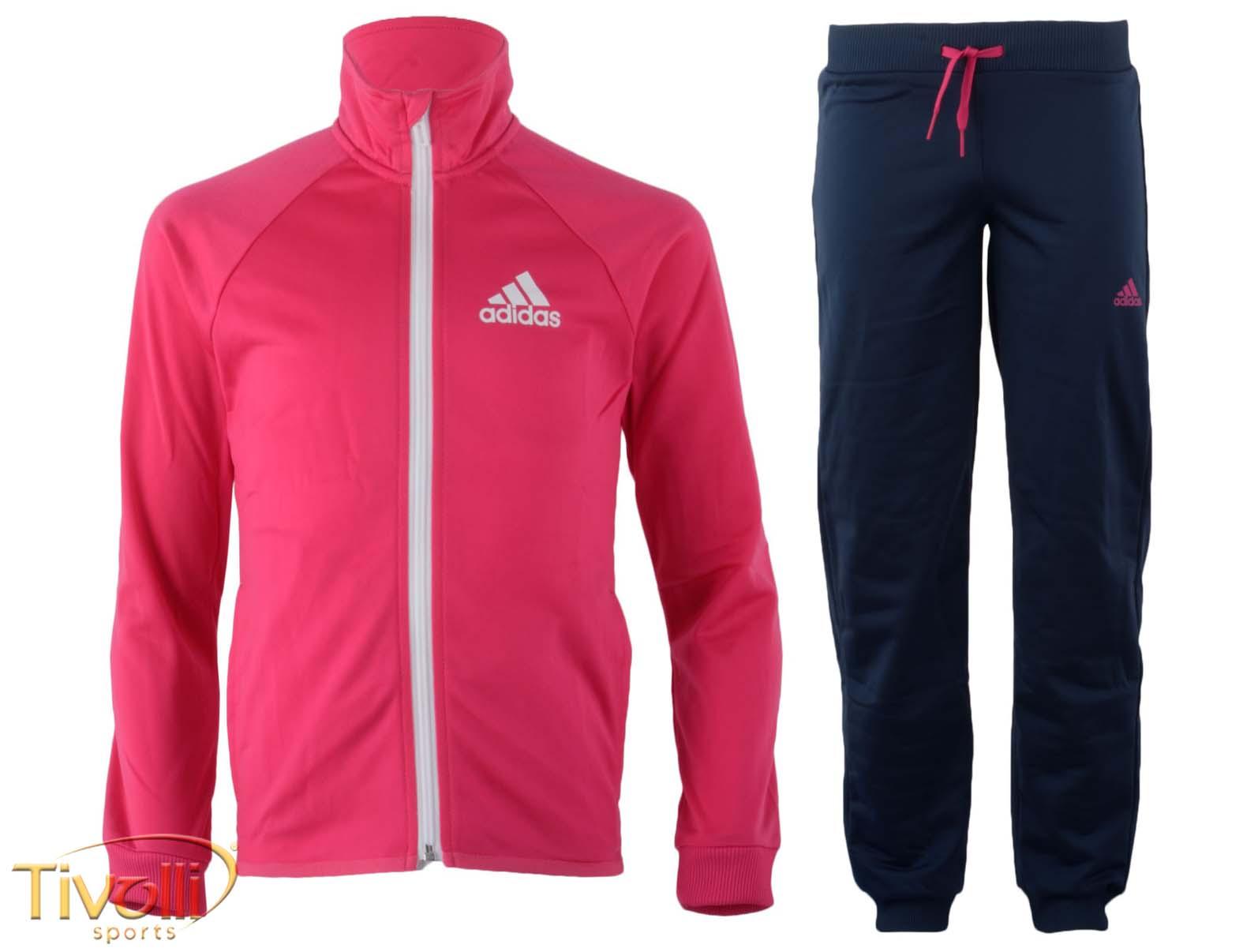 50187acf79c Agasalho Adidas Entry TS Infantil
