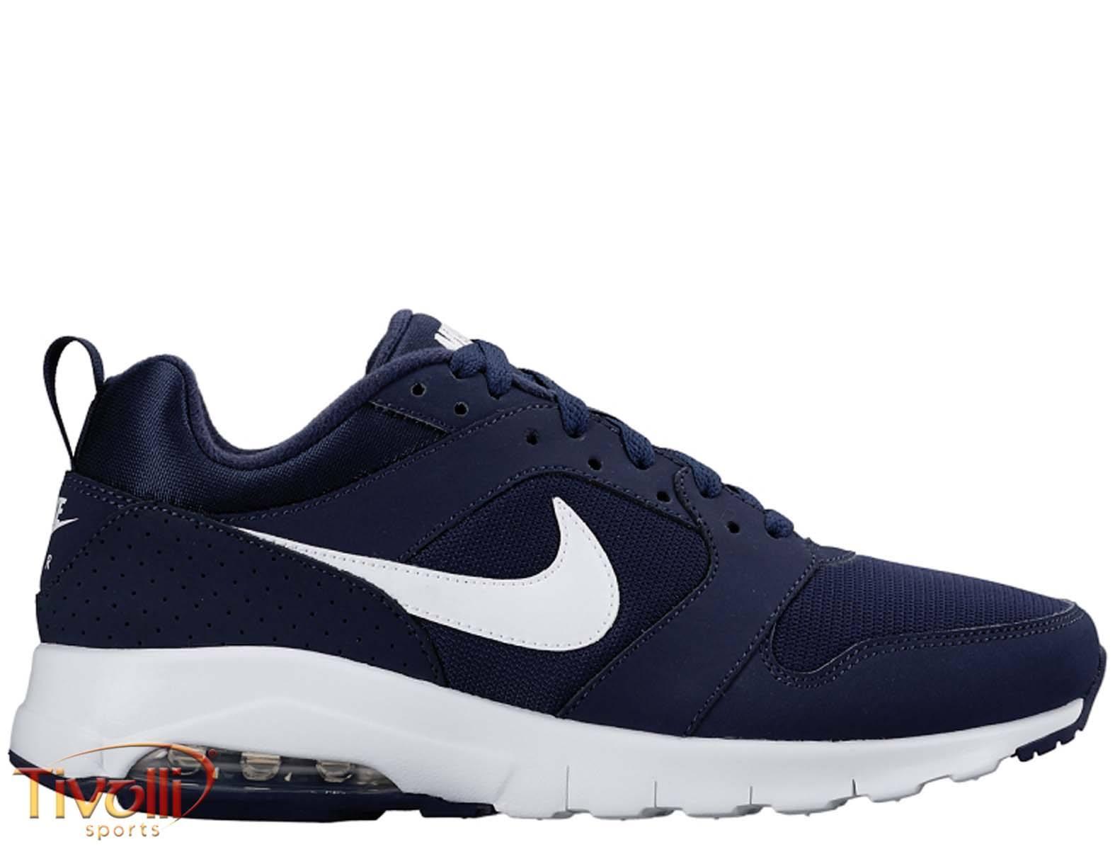 2a1b4946c9 Tênis Nike Air Max Motion Masculino   Azul Marinho e Branco