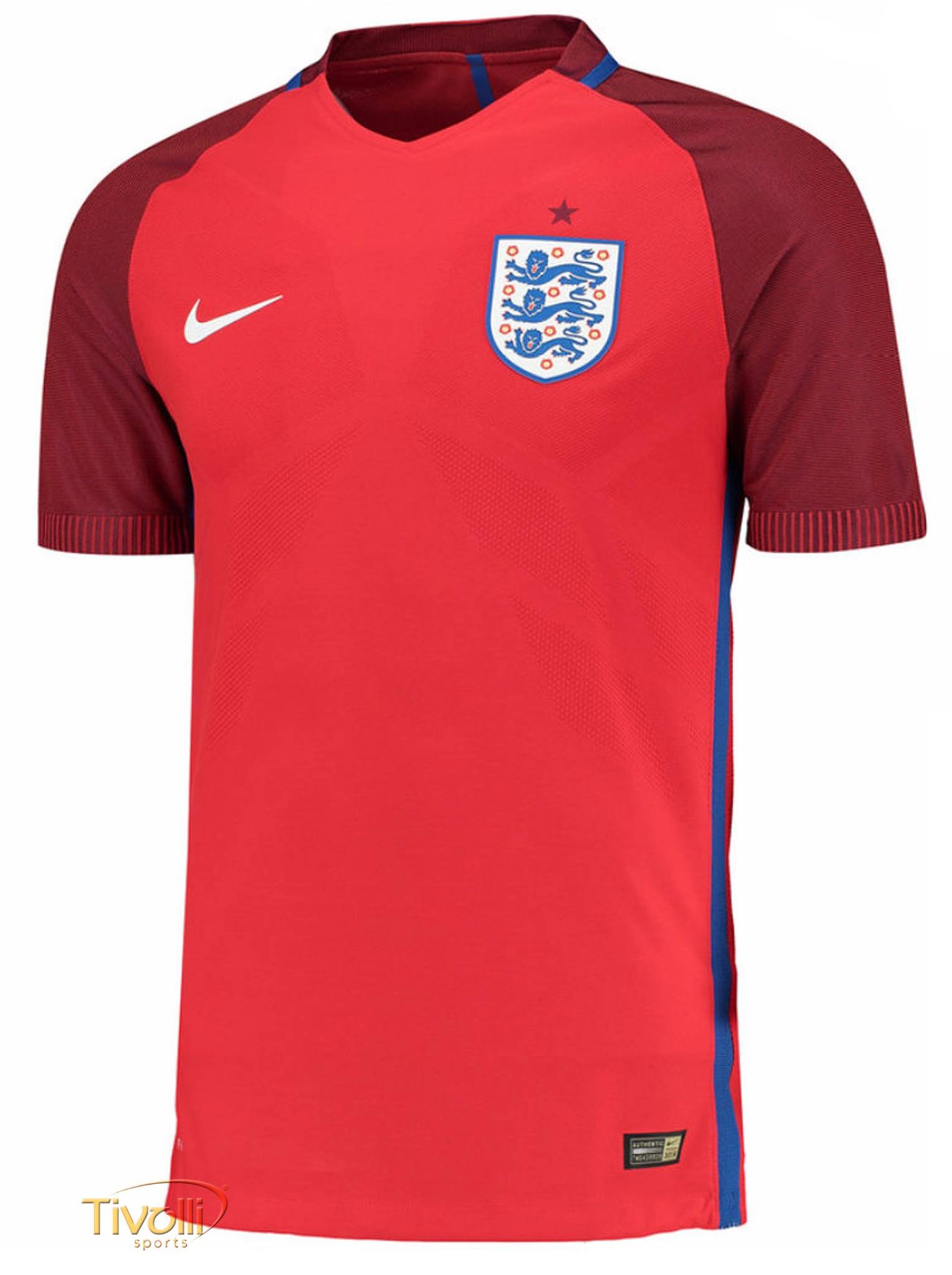 Camisa Nike Inglaterra II Away Masculina 2016   - Mega Saldão   d014a1d89f5bf