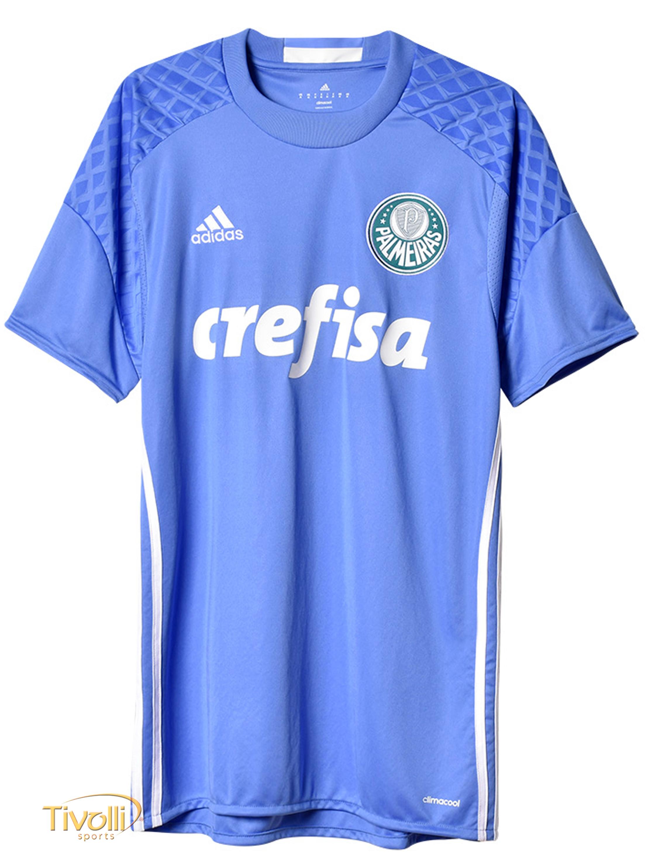 1c7306a247de3 Camisa Palmeiras Goleiro Adidas 2016