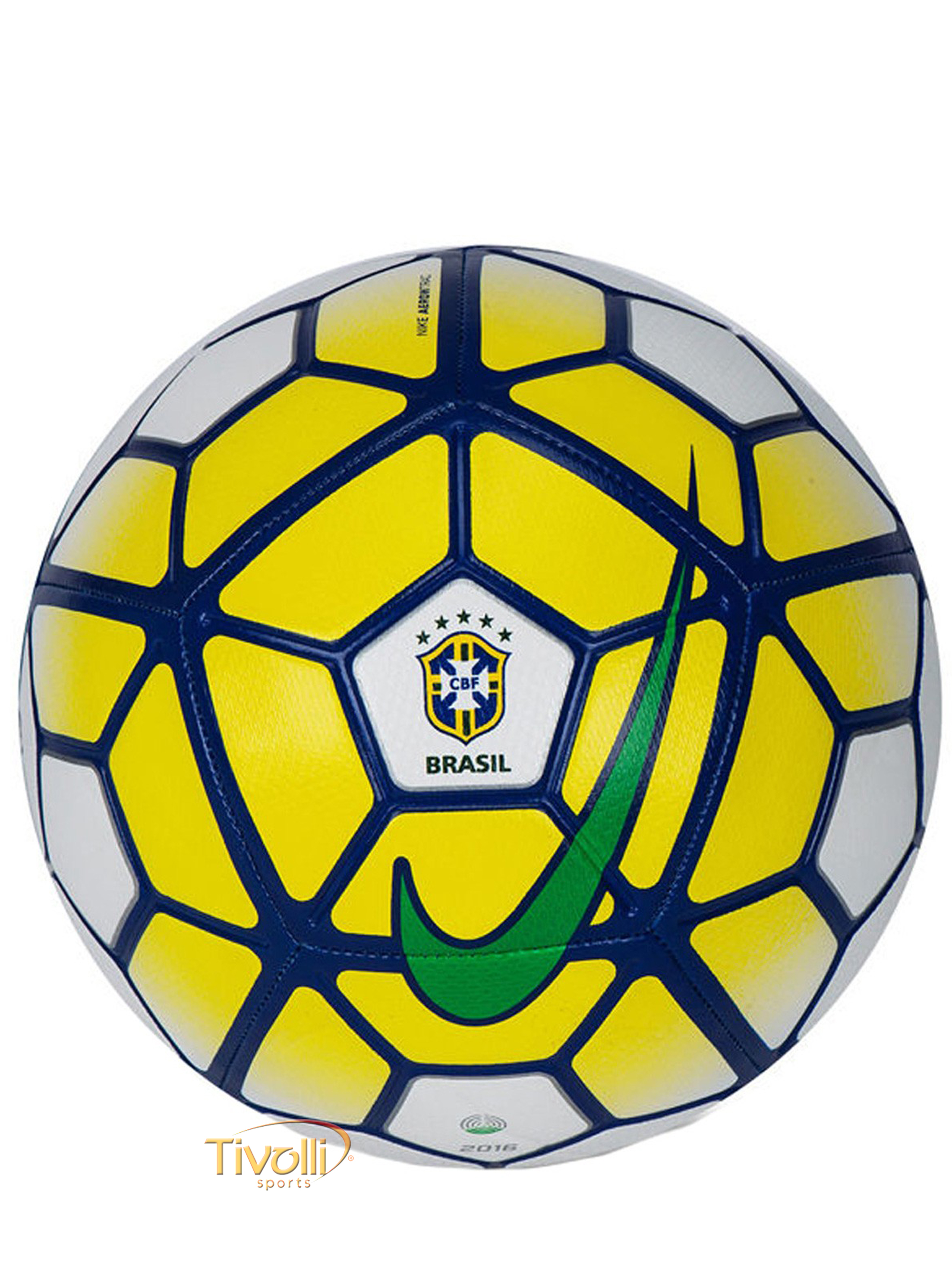 ac3e61b437 Bola Nike Futebol de Campo Strike CBF   Branca