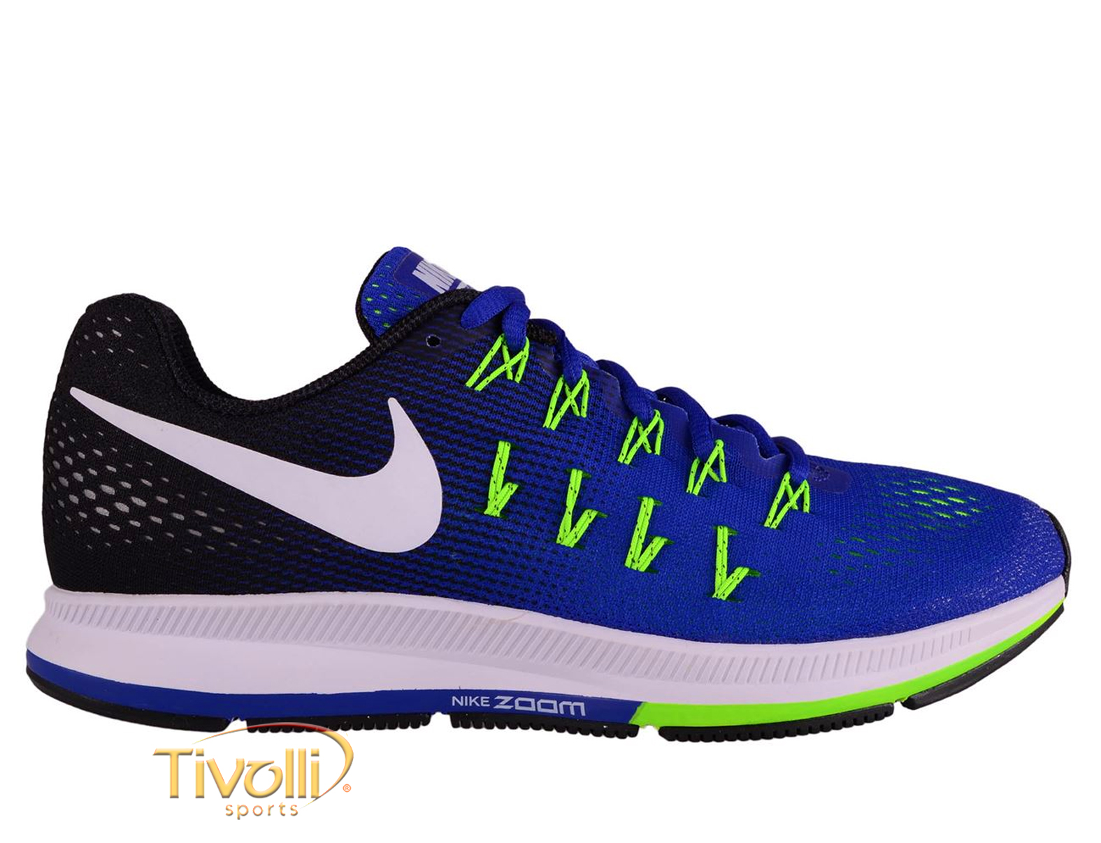a2bbaf83342 Tênis Nike Air Zoom Pegasus 33 masculino   azul