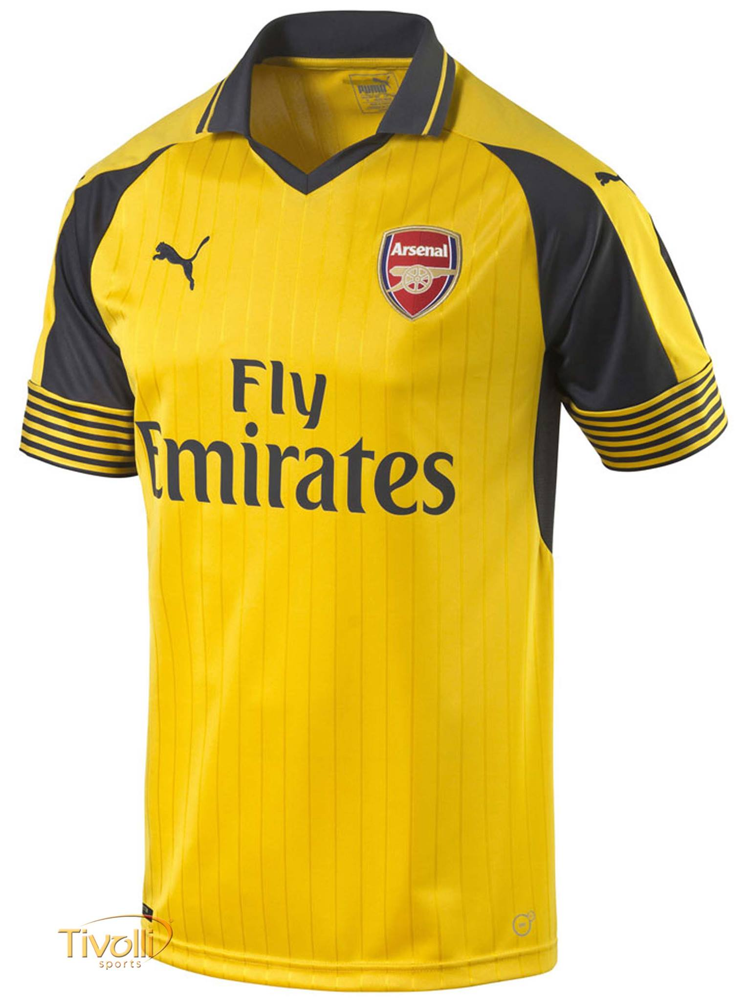 9de40475fcbcf Camisa Arsenal II Away 2016 17 Puma   - Mega Saldão