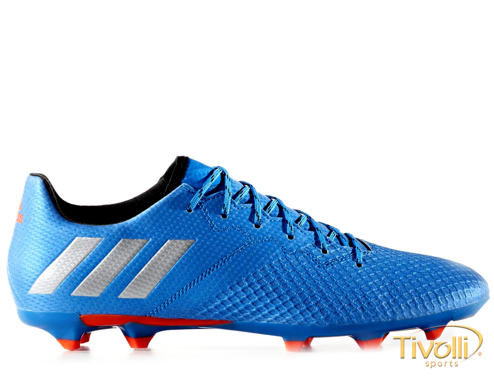443a92a8ce4 Chuteira Adidas Messi 16.3 Firm Ground Cleats FG Campo